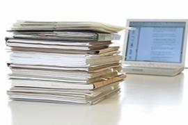 申し立てに必要な書類のイメージ